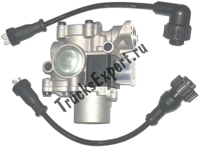 Клапан АБС (модулятор) - Пневмосистема подвески и тормозов ...