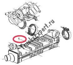 Volvo D12 Engine Belt
